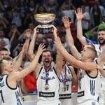 Słowenia mistrzem Europy koszykarzy