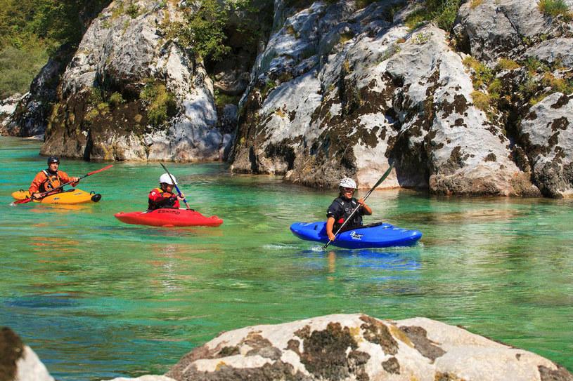 Słowenia to synonim sportów - zarówno tych ekstremalnych, jak i rekreacyjnych /123RF/PICSEL