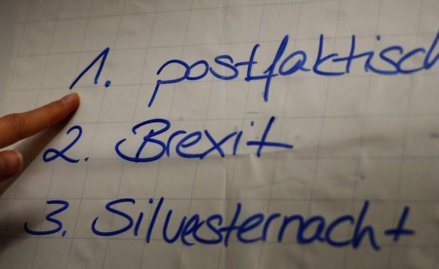 Słowo roku w Austrii? Ma pięćdziesiąt dwie litery