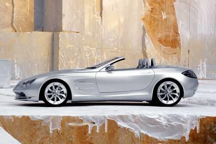 SLR Vision Roadster / Kliknij /INTERIA.PL