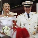 Ślub Alberta II i Charlene kosztował 20 milionów euro
