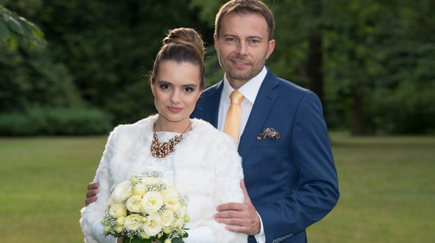 Ślub Jacka i Agaty /Agencja W. Impact