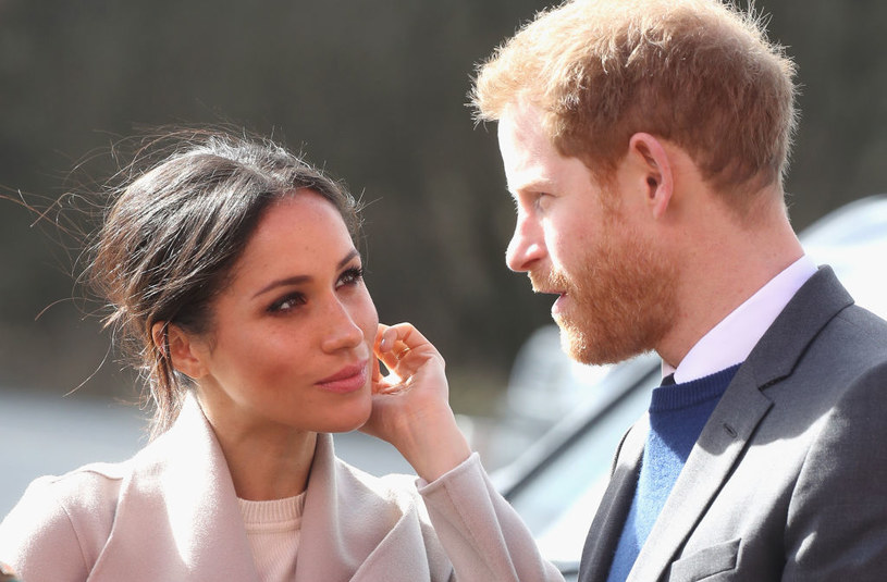 Ślub Meghan Markle i księcia Harry'ego rozpocznie się w sobotę o godzinie 13:00 /Getty Images