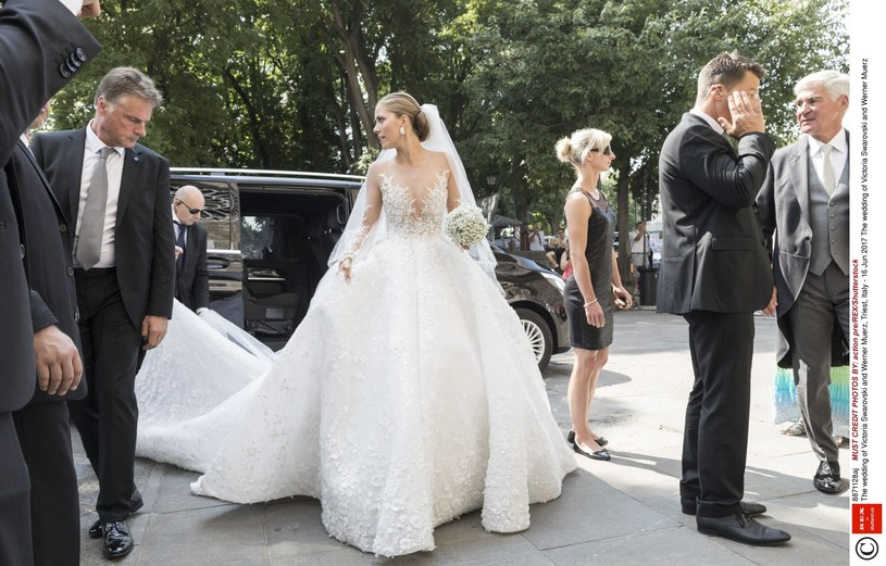 Ślub Victorii i Wernera /East News