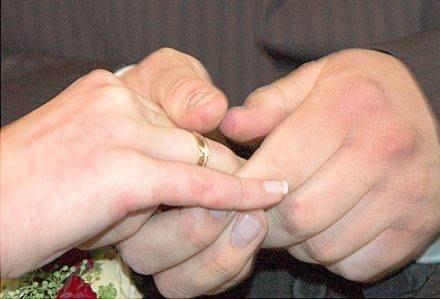 Ślubów coraz więcej /Nowe Wiadomości Wałbrzyskie