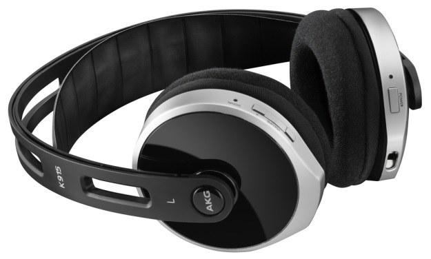 Słuchawki AKG K915 zostały wycenione na 419 zł /materiały prasowe