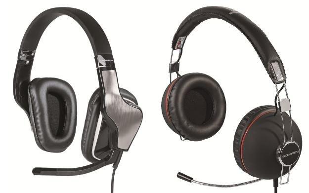 Słuchawki Platinum Edition (po lewej) i Sonority (po prawej) /materiały prasowe