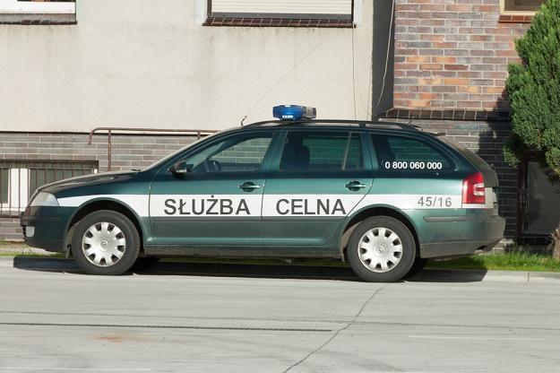 Służba celna też będzie wystawiać mandaty / Fot: Leszek Grudniewski /East News