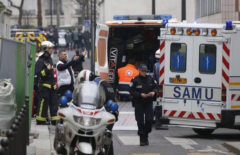 Służby specjalne obawiają się, że sprawcy mogą szykować atak samobójczy /PAP/EPA