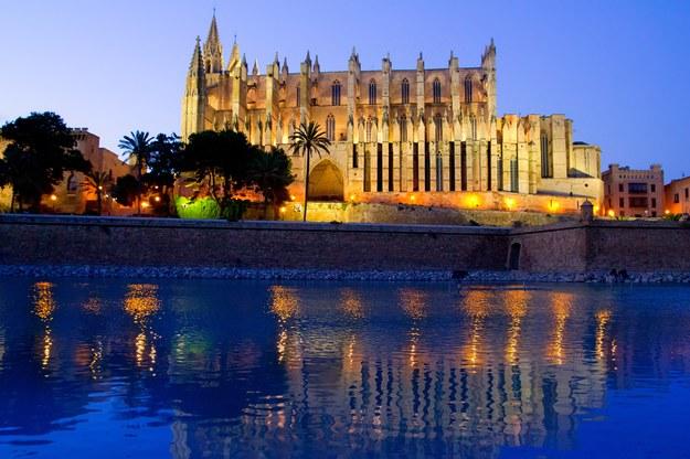 Słynna katedra w Palma de Mallorca /123/RF PICSEL