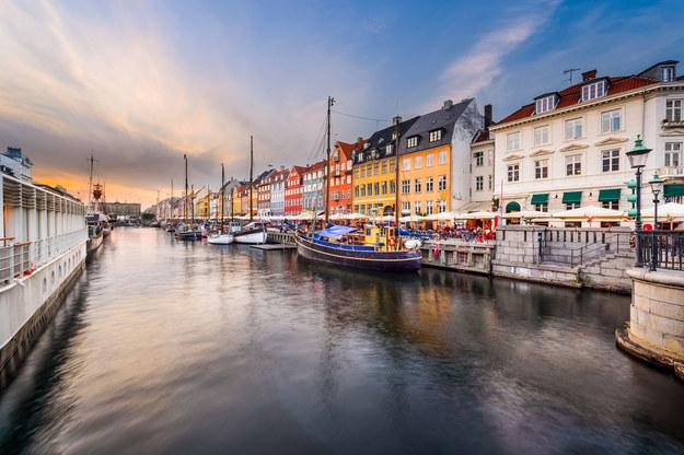 Słynna portowa dzielnica Kopenhagi - Nyhavn /123/RF PICSEL