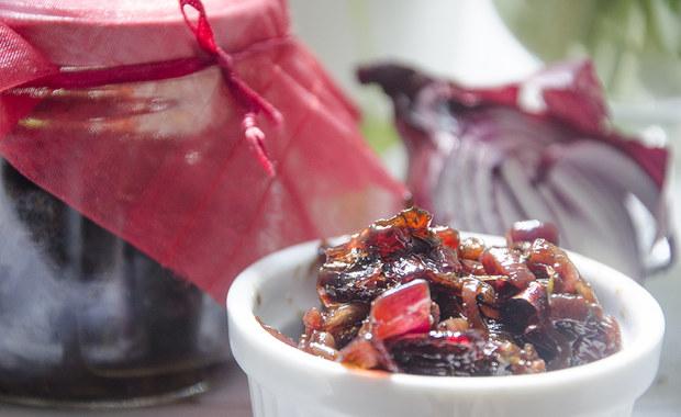 Smaczna, tania, zdrowa. Konfitura z czerwonej cebuli