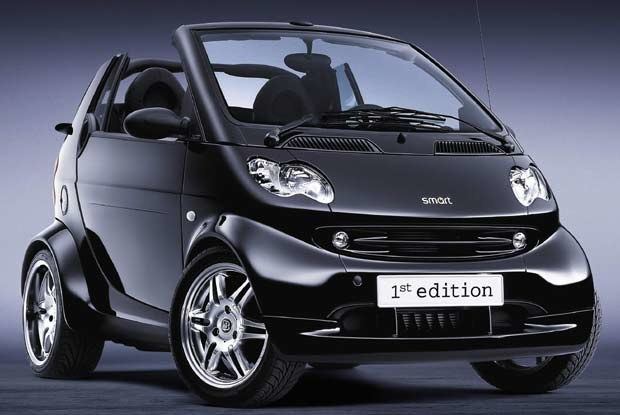 "Smart ""1st edition"" (kliknij) /INTERIA.PL"