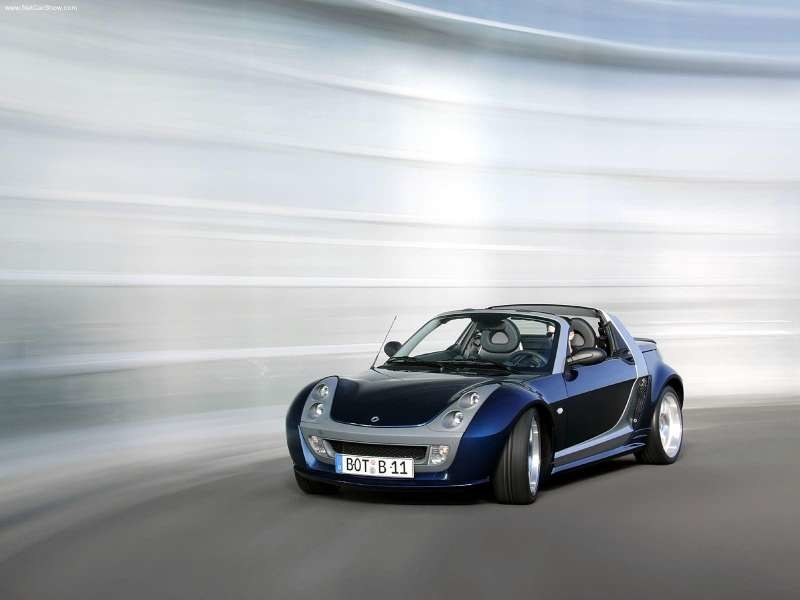 Smart-Brabus Roadster /
