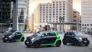 Smart Electric Drive zadebiutuje w Paryżu