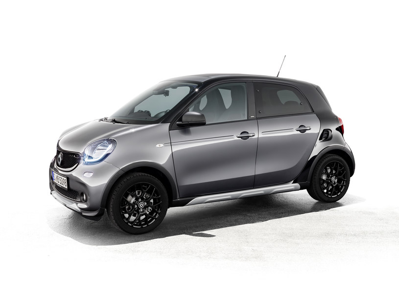 Smart Forfour Crosstown /