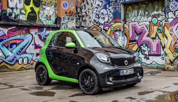 Smart ForTwo Electric Drive /smart