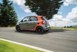 smart fortwo i forfour