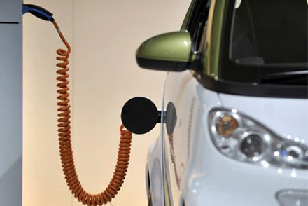 Smart na prąd /AFP