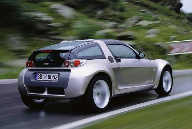 Smart roadster-coupe (kliknij) /INTERIA.PL