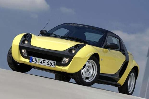 smart roadster (kliknij) /INTERIA.PL