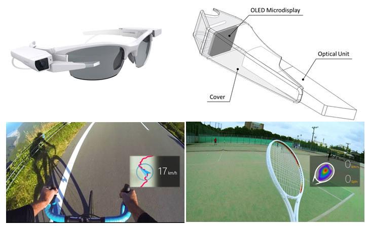 SmartEyeglass Attach /materiały prasowe