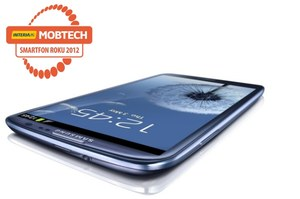 Smartfon 2012 roku serwisu Mobtech - Samsung Galaxy S III