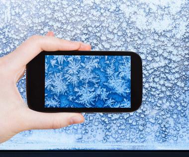 Smartfon  na mrozie - jak o niego zadbać?