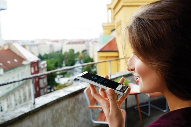 Smartfon prezentuje się znakomicie. Fot. Microsoft /materiały prasowe