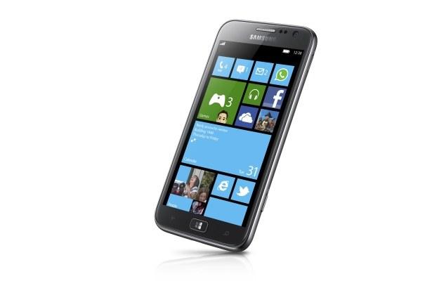 Smartfon Samsung Ativ S /materiały prasowe