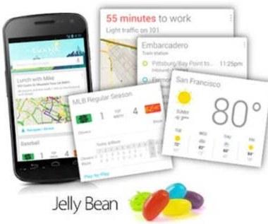 Smartfony HTC niebawem otrzymają Androida Jelly Bean