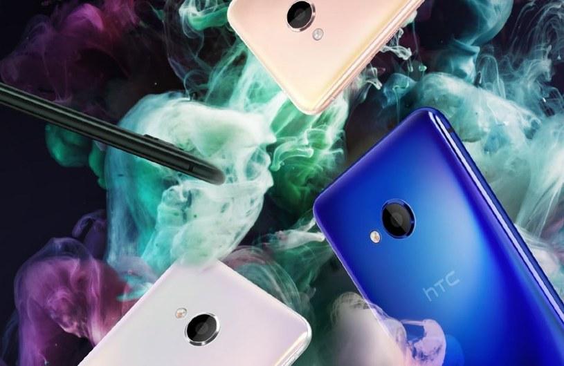 Smartfony HTC z linii U zostały wycenione bardzo odważnie /materiały prasowe