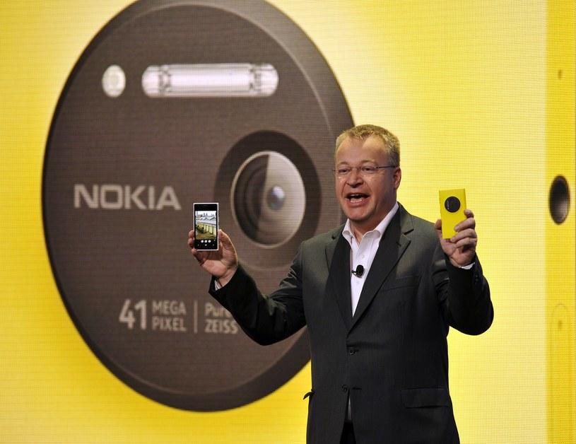 Smartfony Lumia nie będę już sygnowane marką Nokia. /AFP