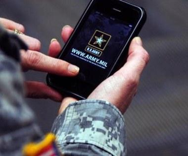 Smartfony na polu bitwy