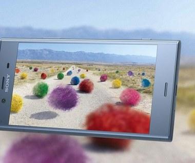 Smartfony Sony jednak bez ekranów 18:9?