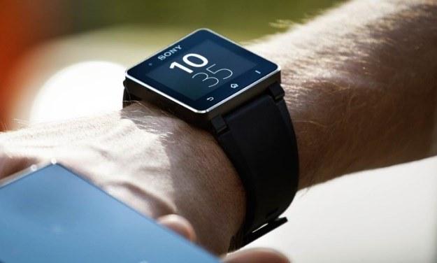 SmartWatch 2 - nowy smartwatch Sony to odświeżona wersja tego, co znamy. Ciekawy, ale także specyficzny gadżet /materiały prasowe
