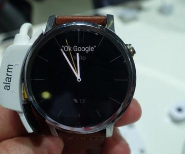 Smartwatch Motorola Moto 360 2 - pierwsze wrażenia z targów IFA 2015