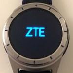 Smartwatch od ZTE coraz bliżej