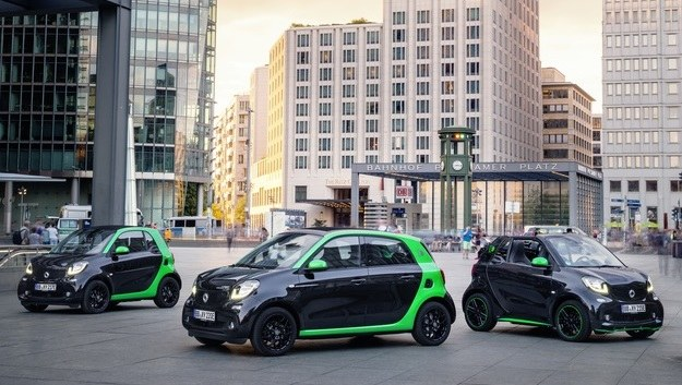 Smarty Electric Drive /smart