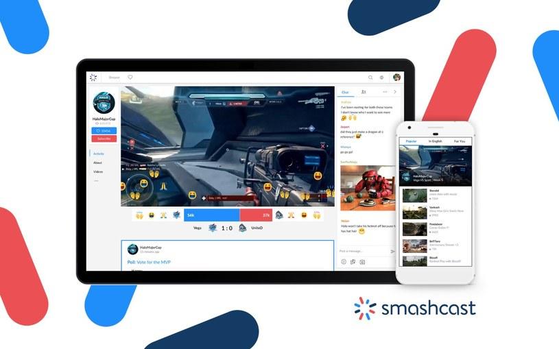 Smashcast /materiały prasowe
