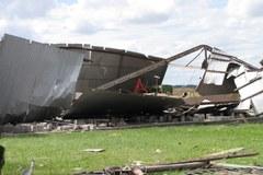 Smętowo Graniczne: Trąba zniszczyła 10 budynków