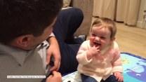 Śmiech tego dziecka rozbroi każdego