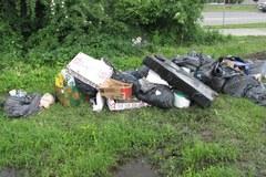 Śmieci straszą w samym sercu Krakowa