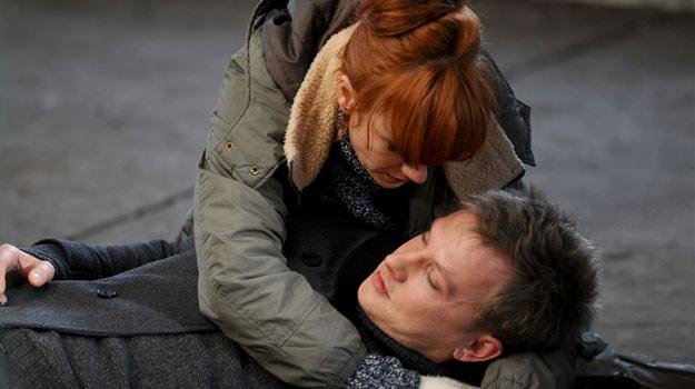 Śmierć Marka Bromskiego (Jakub Wesołowski) /Agencja W. Impact