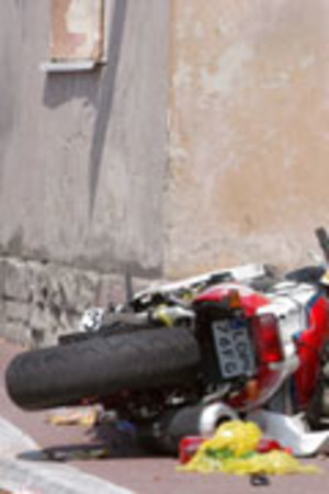 Śmierć motocyklisty. Po co strzelał?