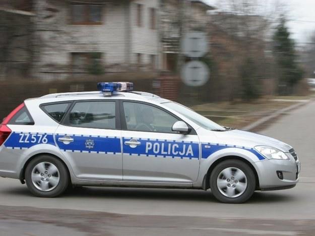 Śmierć podczas pościgu /Policja