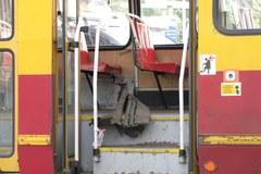 Śmiertelny wypadek tramwaju w Łodzi