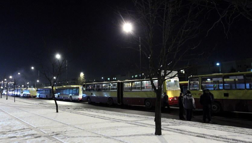 Śmiertelny wypadek w Warszawie zablokował dojazd do centrum