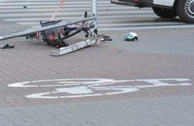 Śmiertelny wypadek w Warszawie