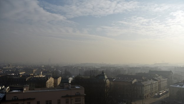 Smog nad Krakowem/fot. Marek Lasyk /Reporter